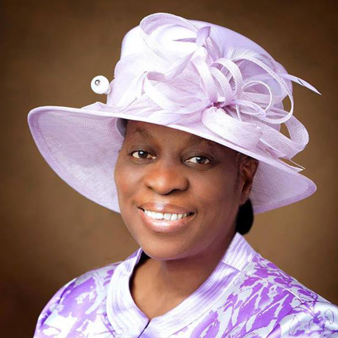 Photo of PASTOR Mrs Folu Adeboye